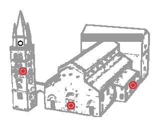 Mappa Duomo